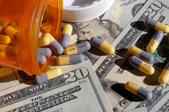 Survey Shows Prescription Drug Costs Up